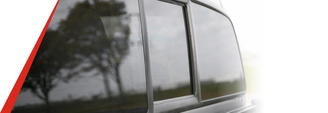 reemplazo de vidrios para ventanillas con guía