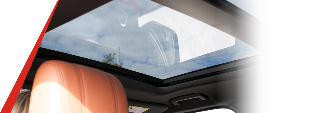 guía de reparación de vidrios para techos solares
