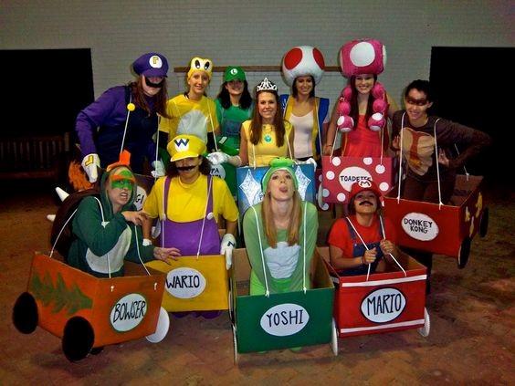 10 Fun Car Themed Halloween Costumes